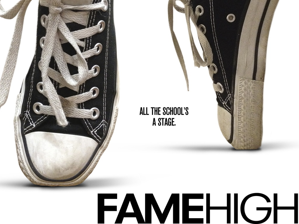 Help FAME HIGH graduate to a theatrical release!'s video poster