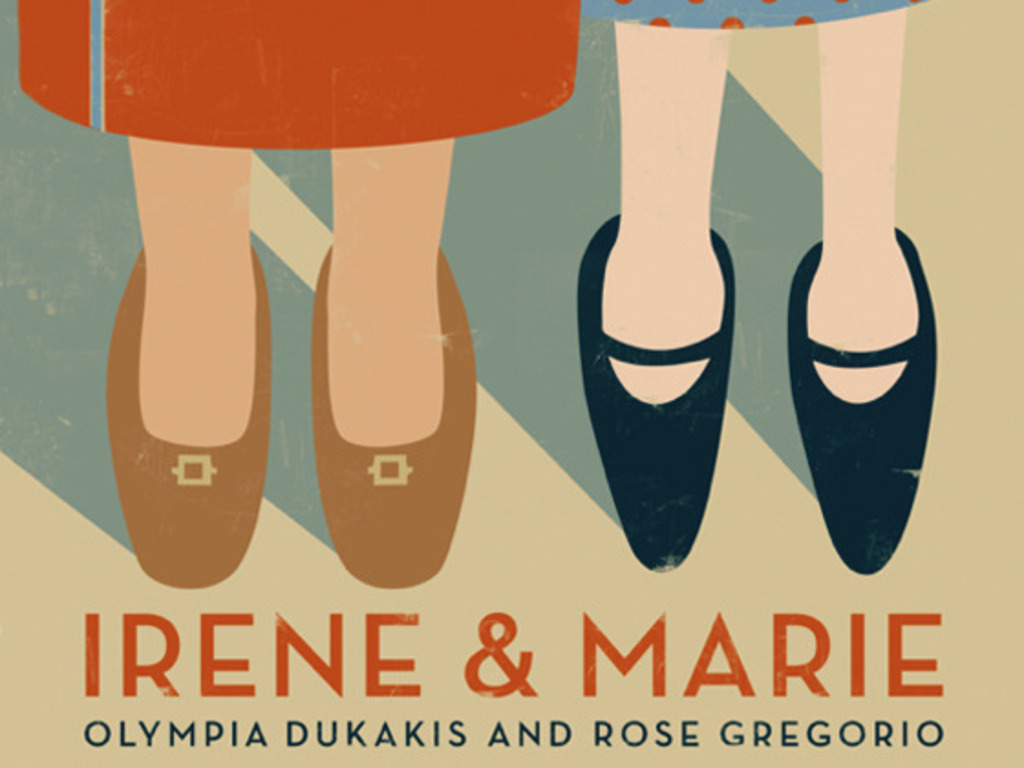 """Olympia Dukakis & Rose Gregorio are """"Irene & Marie""""'s video poster"""