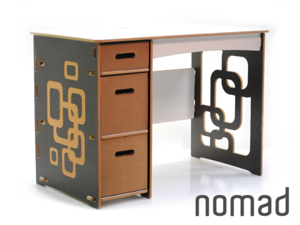 Nomad - Simple, Modern, Mobile furniture's video poster