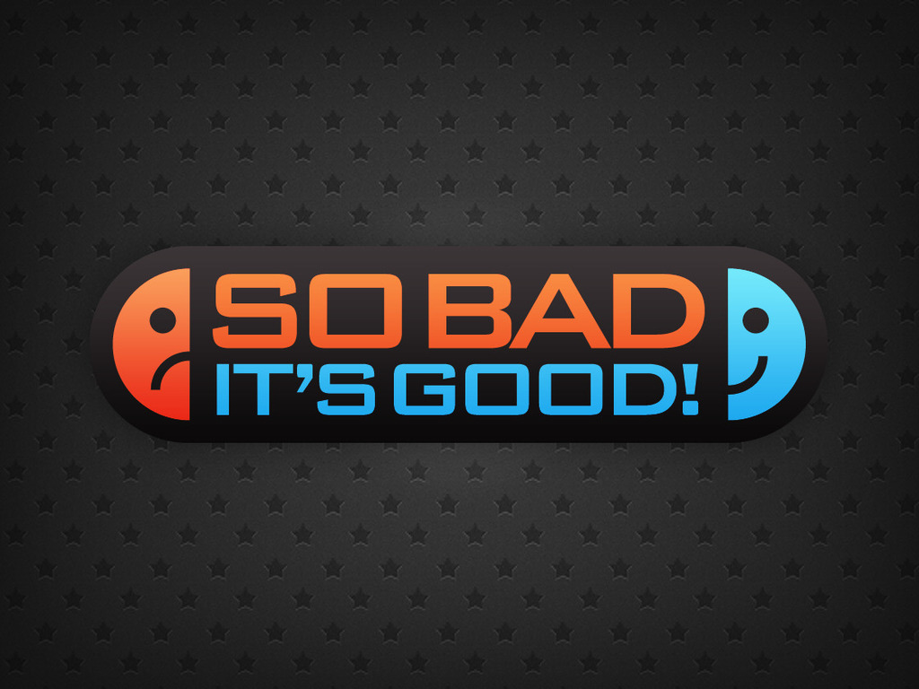So Bad, It's Good! - A Book of Bad Movies's video poster