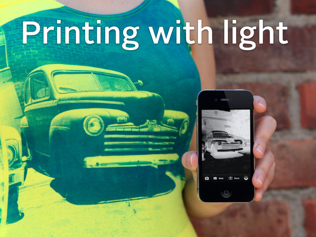 Print on Fabric Using Sunlight: The Lumi Process's video poster