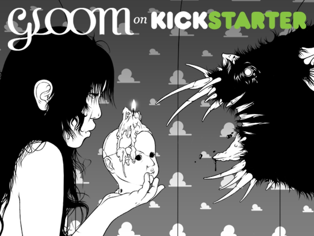 Gloom: A Dark Fairy Tale's video poster