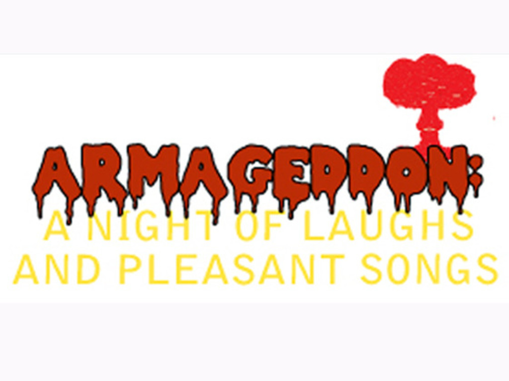 ARMAGEDDON: A Night of Laughs and Pleasant Songs's video poster