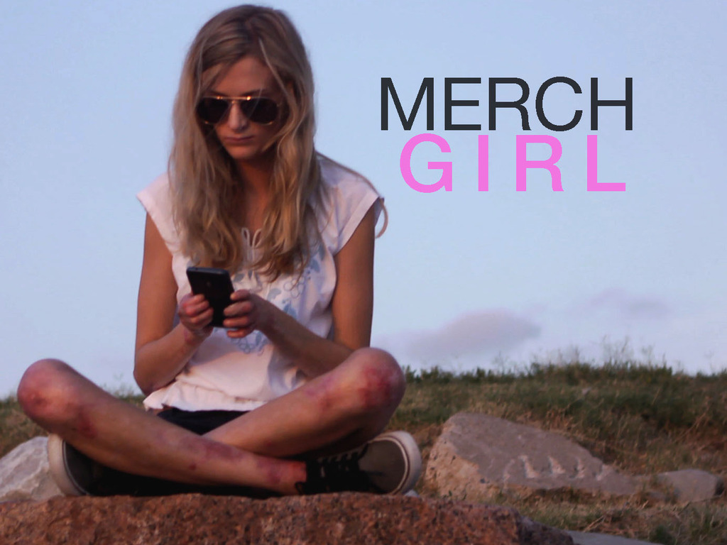 Merch Girl Documentary's video poster