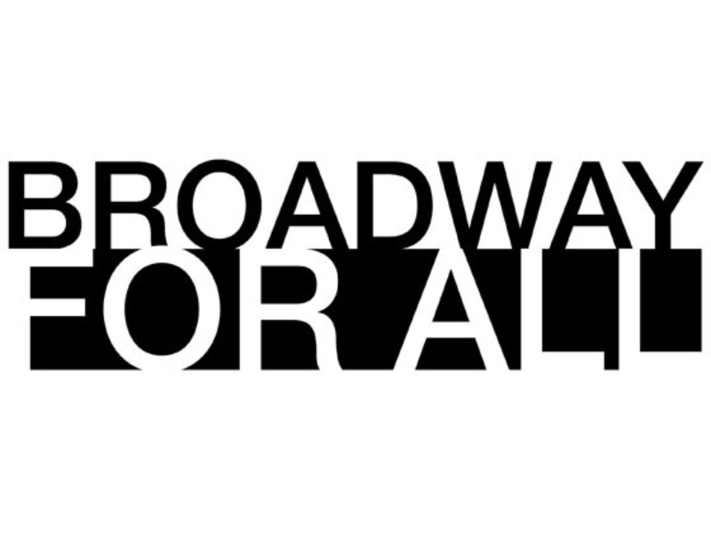 BROADWAY FOR ALL's video poster