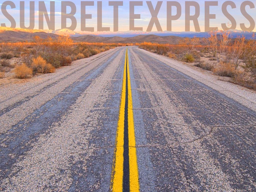 Sun Belt Express's video poster