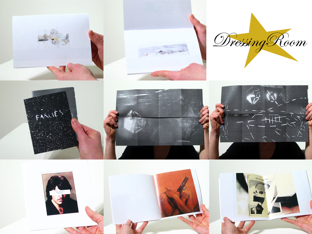 Dressing Room Artists' Book Publishing Fund's video poster