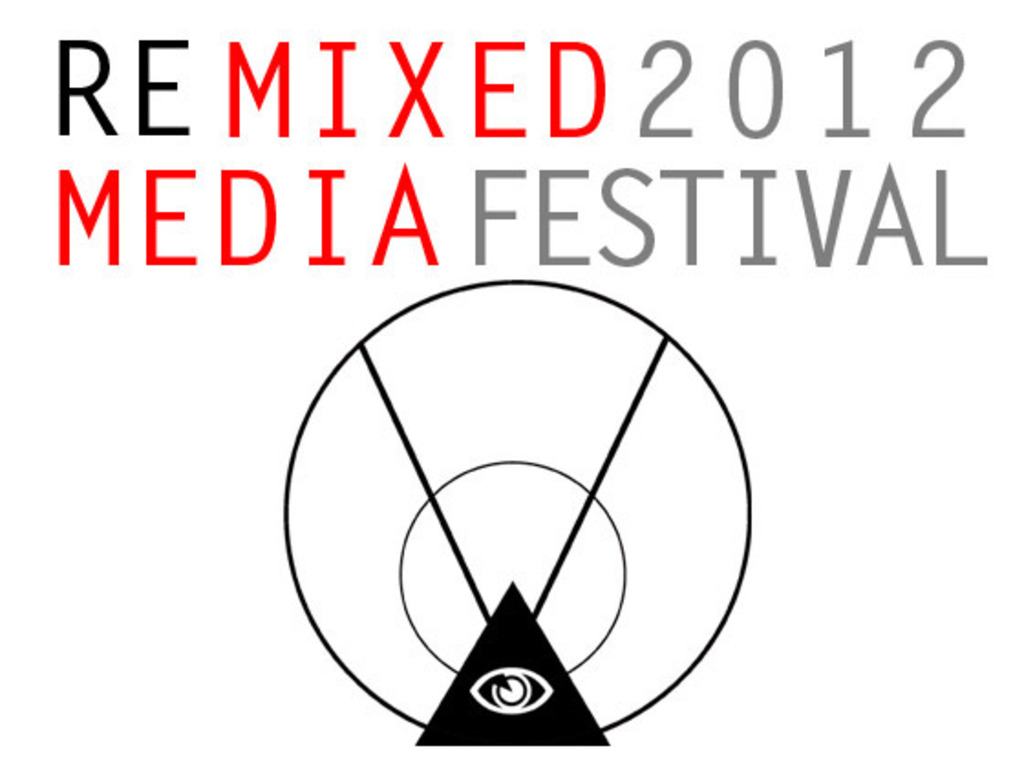 3rd Annual RE/Mixed Media Festival's video poster