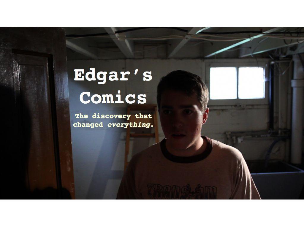 Edgar's Comics (Film) - Act I's video poster