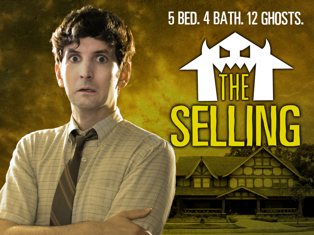 """Help """"THE SELLING"""" get a Theatrical Release's video poster"""