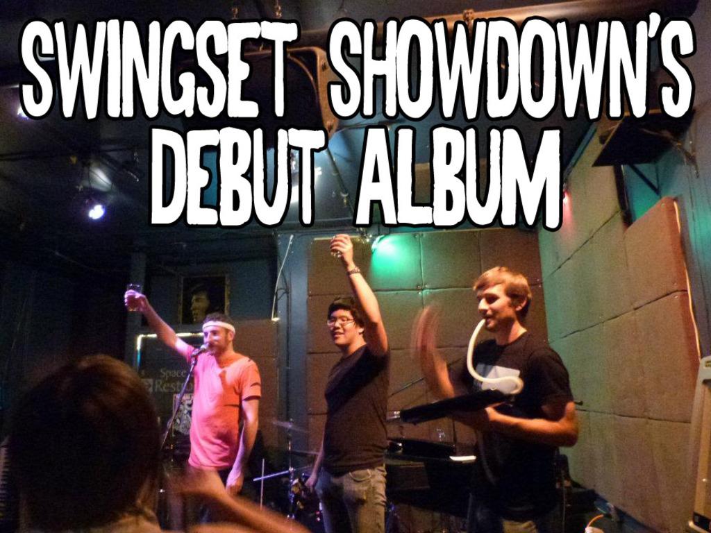 Swingset Showdown's Debut Album's video poster