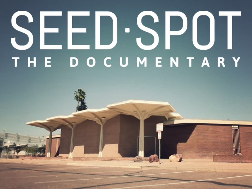 SEED SPOT: The Documentary's video poster