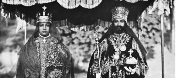 Haile Selassie Family ...
