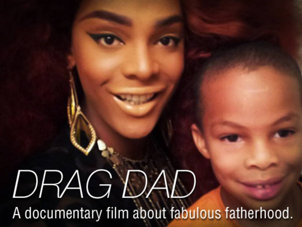 Drag Dad's video poster