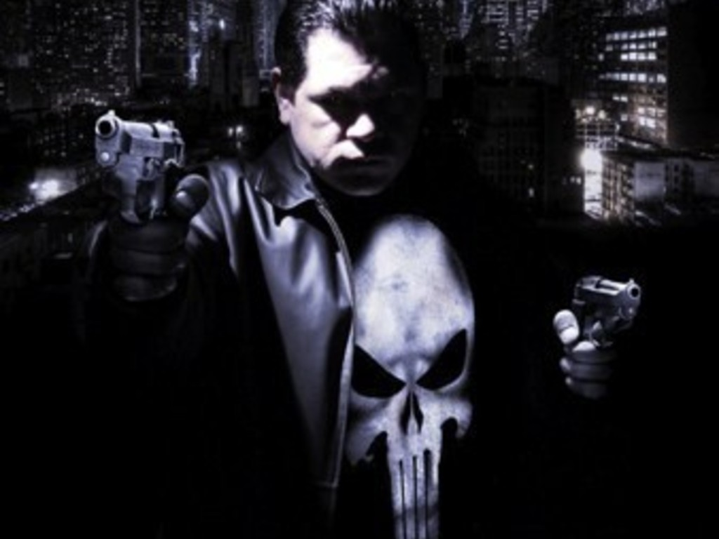 THE PUNISHER Project - A Short Film's video poster