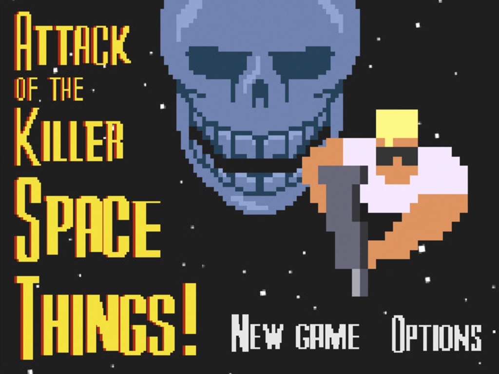 Attack of the Killer Space Things!'s video poster