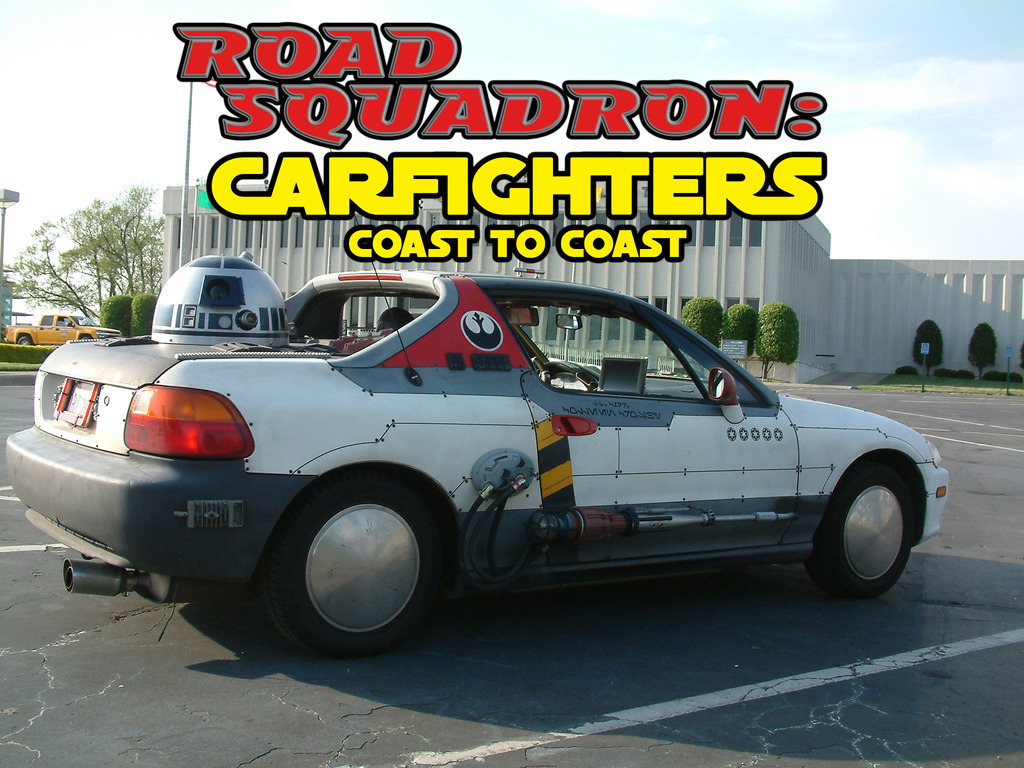 Carfighters: Coast to Coast!'s video poster
