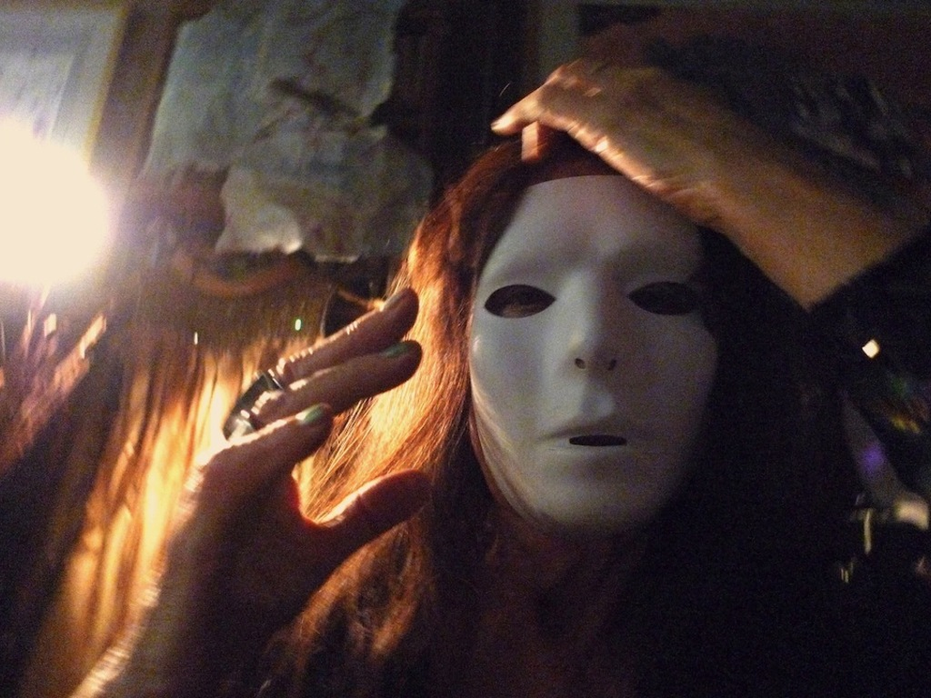 Heat and Darkness: 2 NYC Performance Artists go to Germany's video poster