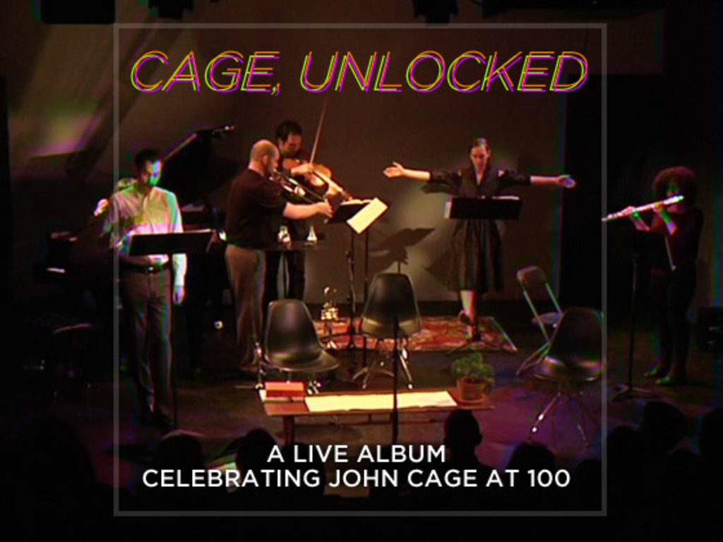 John Cage at 100: A Live CD's video poster