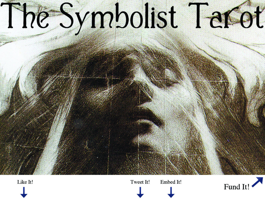 The Symbolist Tarot Deck ~ The Second Round's video poster