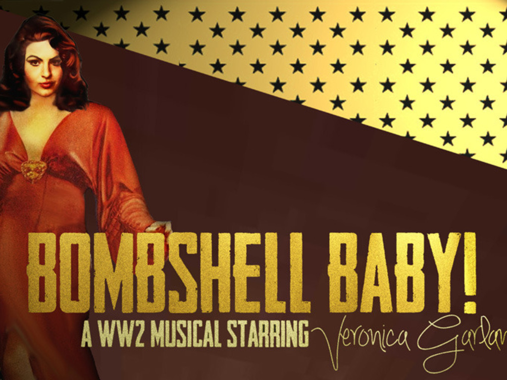 BOMBSHELL BABY! A WWII Musical Starring Veronica Garland.'s video poster