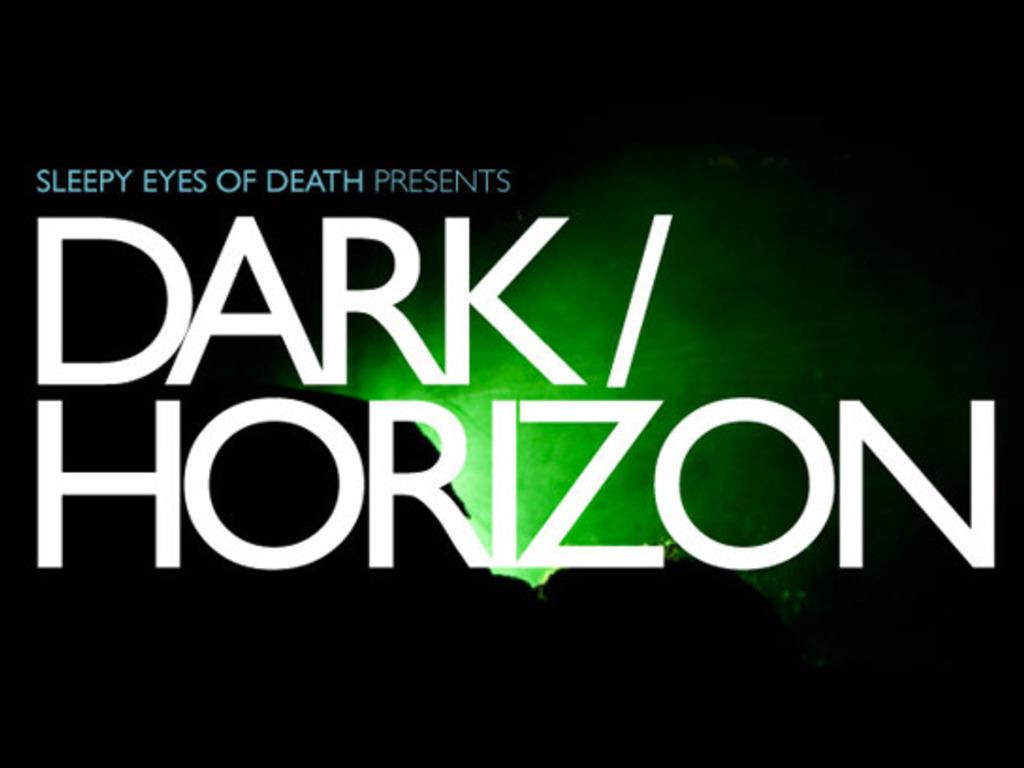 Sleepy Eyes of Death - 'Dark/Horizon' limited, deluxe vinyl's video poster