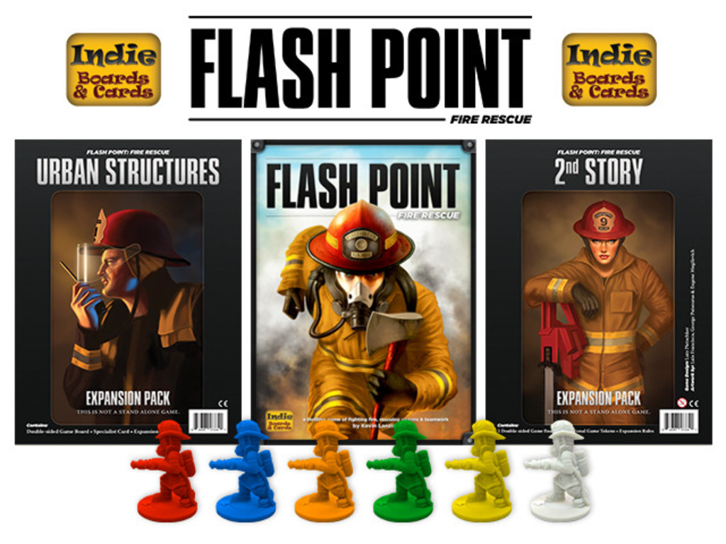 Flash Point: 2nd Story, Urban Structures & FF Figures's video poster
