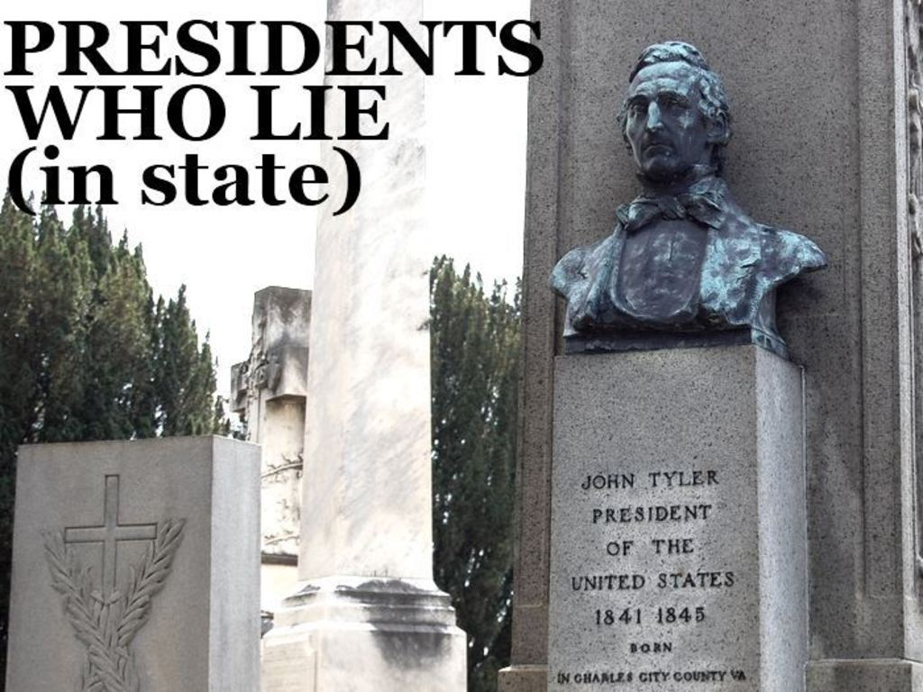 Presidents Who Lie (In State)'s video poster
