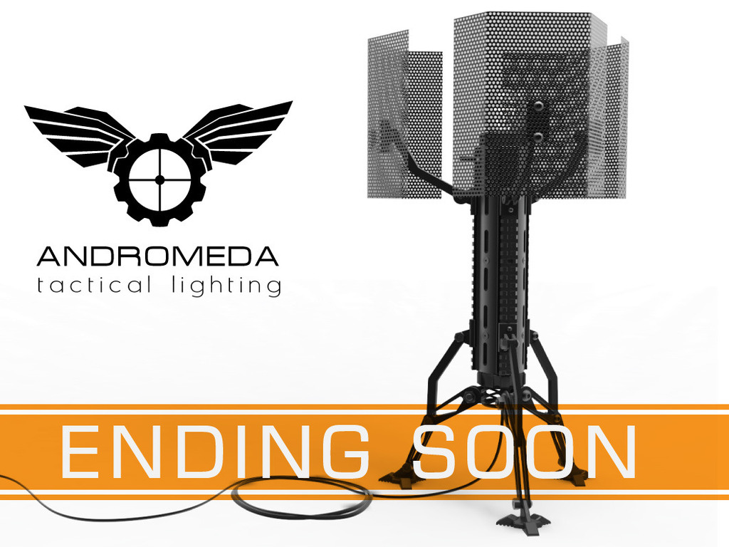 Andromeda : Tactical Lighting's video poster