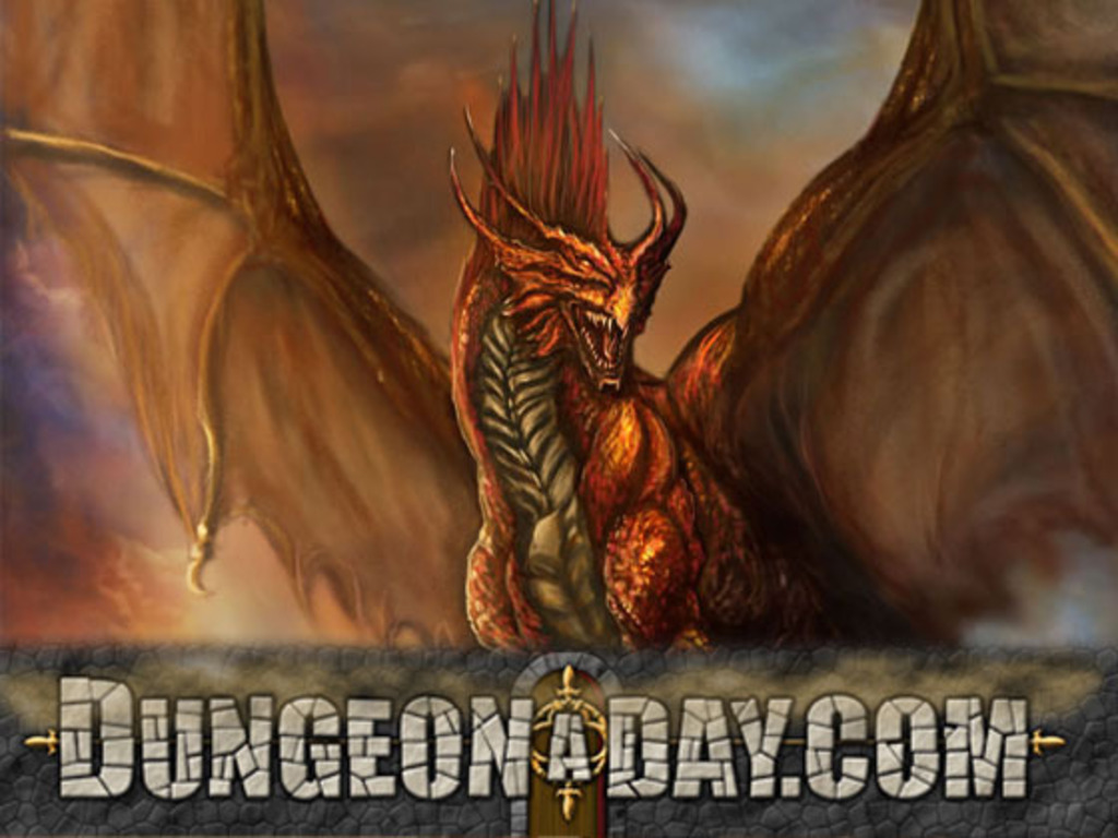 Dungeonaday.com: The Original Online Megadungeon!'s video poster