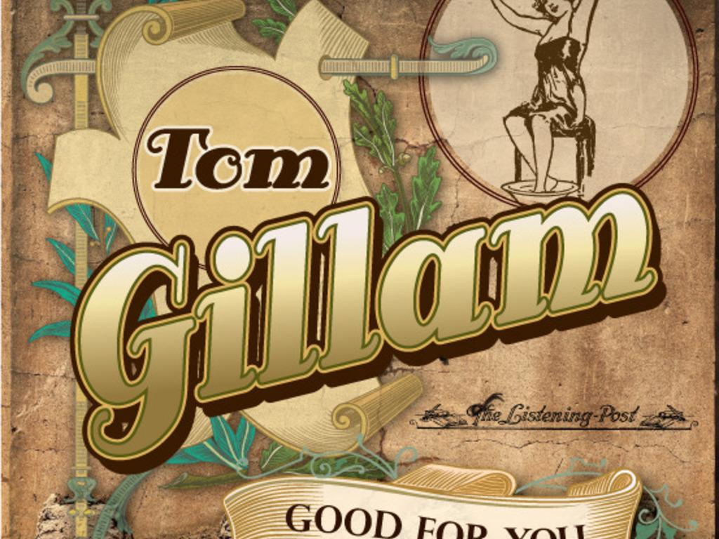 Let's Kickstart Tom Gillam's new CD!!!'s video poster