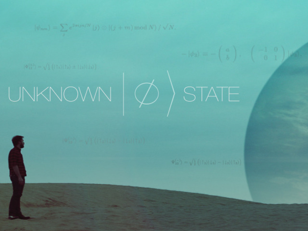 Unknown State, a short sci-fi visual thriller.'s video poster