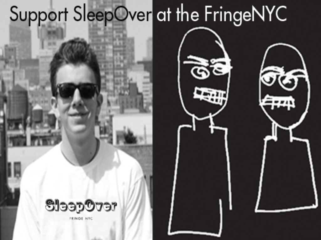 SleepOver at the FringeNYC's video poster