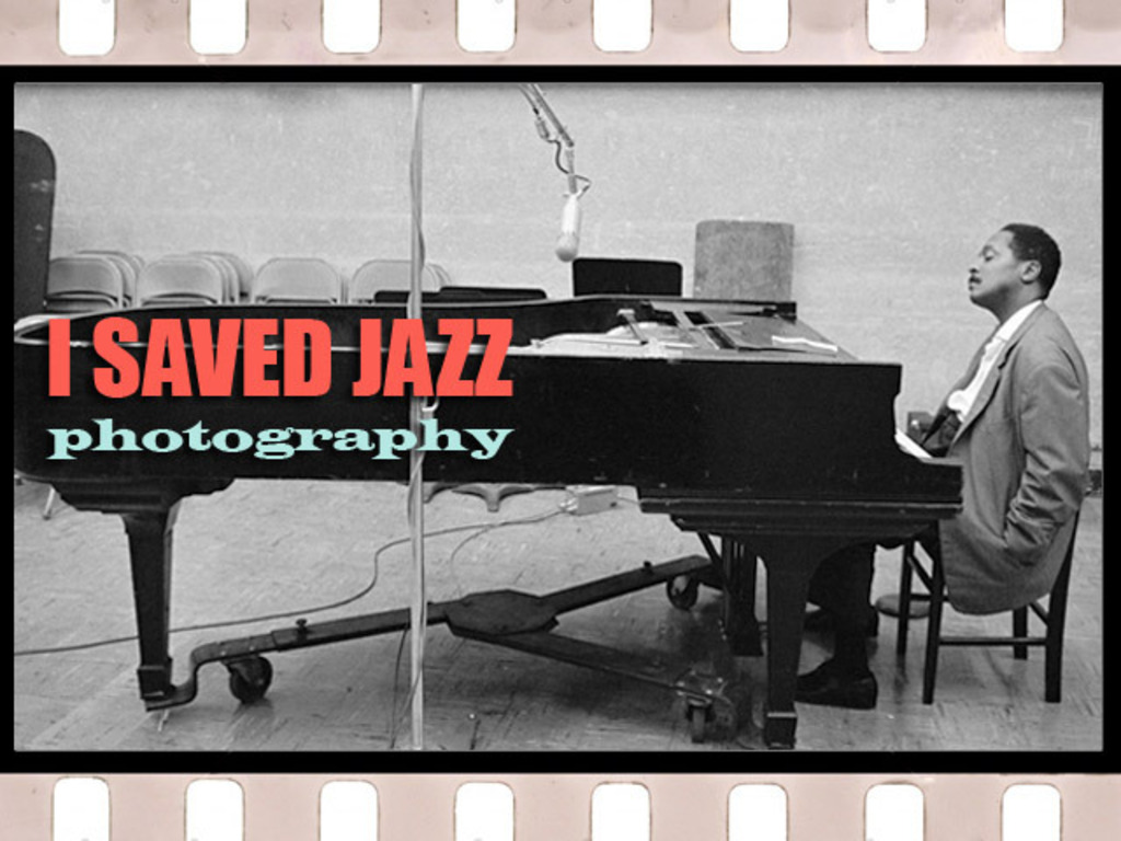 I SAVED JAZZ PHOTOGRAPHY's video poster