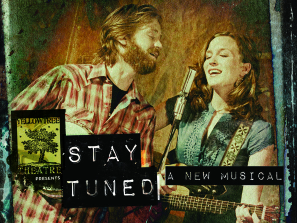 Stay Tuned: A New Musical's video poster