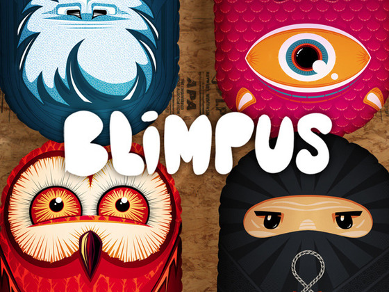 Blimpus, An Inflatable Character Canvas's video poster
