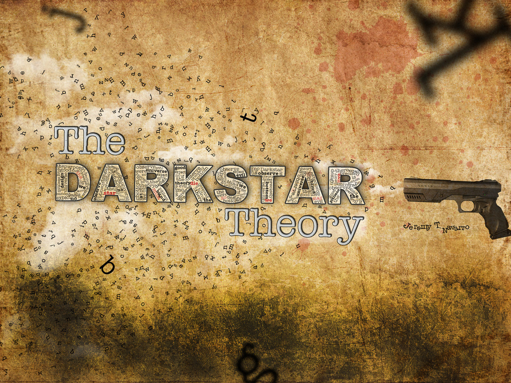 The Darkstar Theory - Novel's video poster