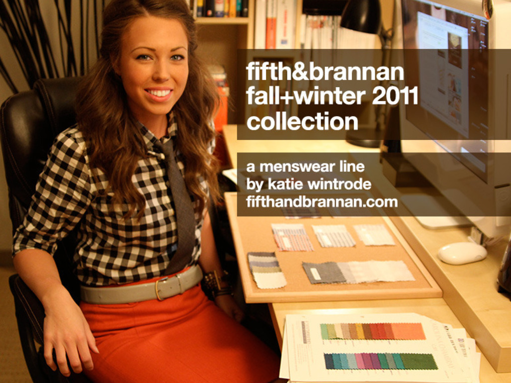 Fifth&Brannan Fall/Winter 2011 Collection's video poster