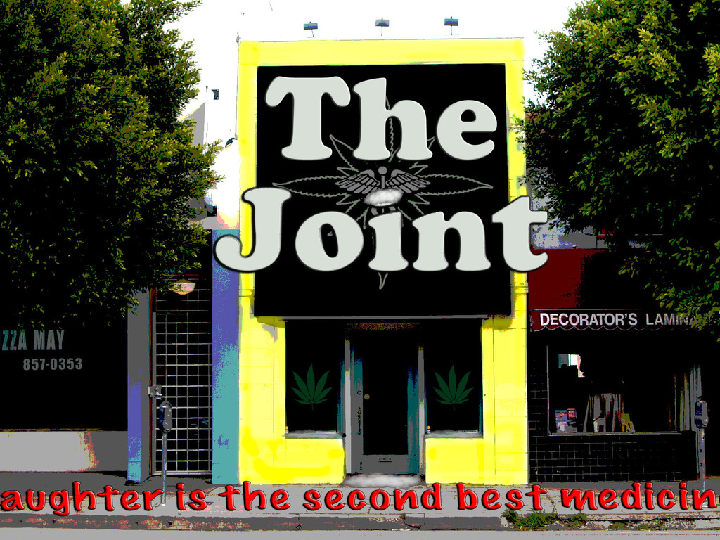 The Joint -                    Get High On Our Feature Film!'s video poster