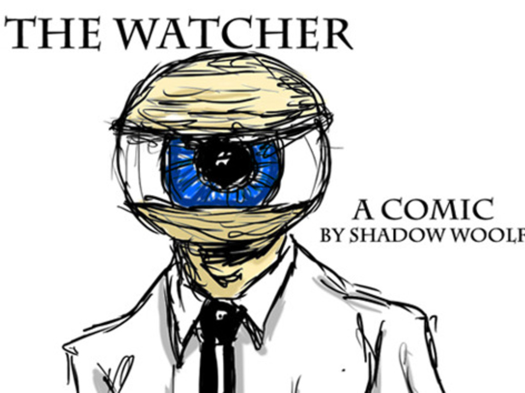 """The Watcher"" A Comic Book by Shadow Woolf's video poster"
