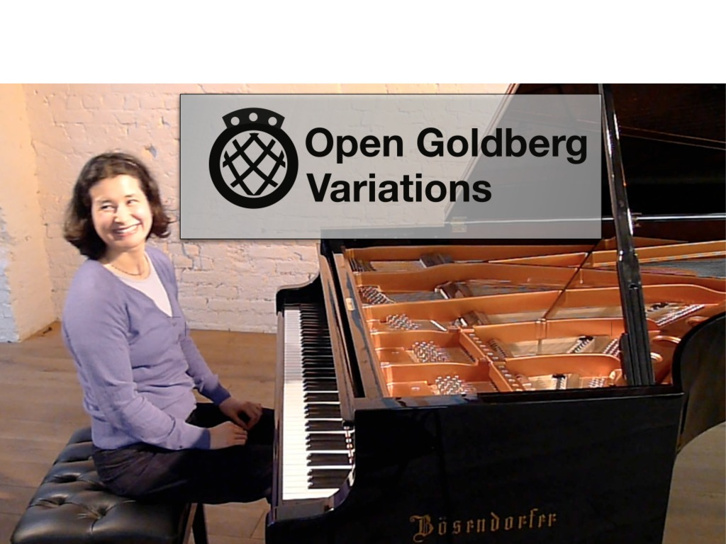 Open Goldberg Variations - Setting Bach Free's video poster