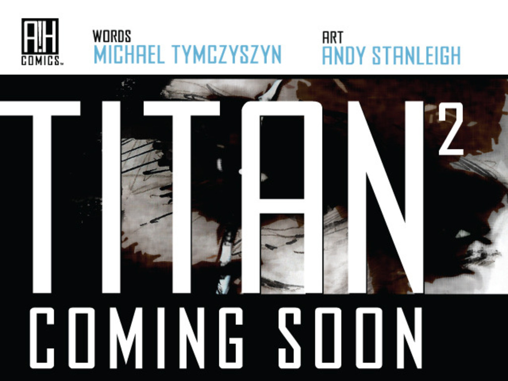 The Epic Graphic Novel Titan 2!'s video poster