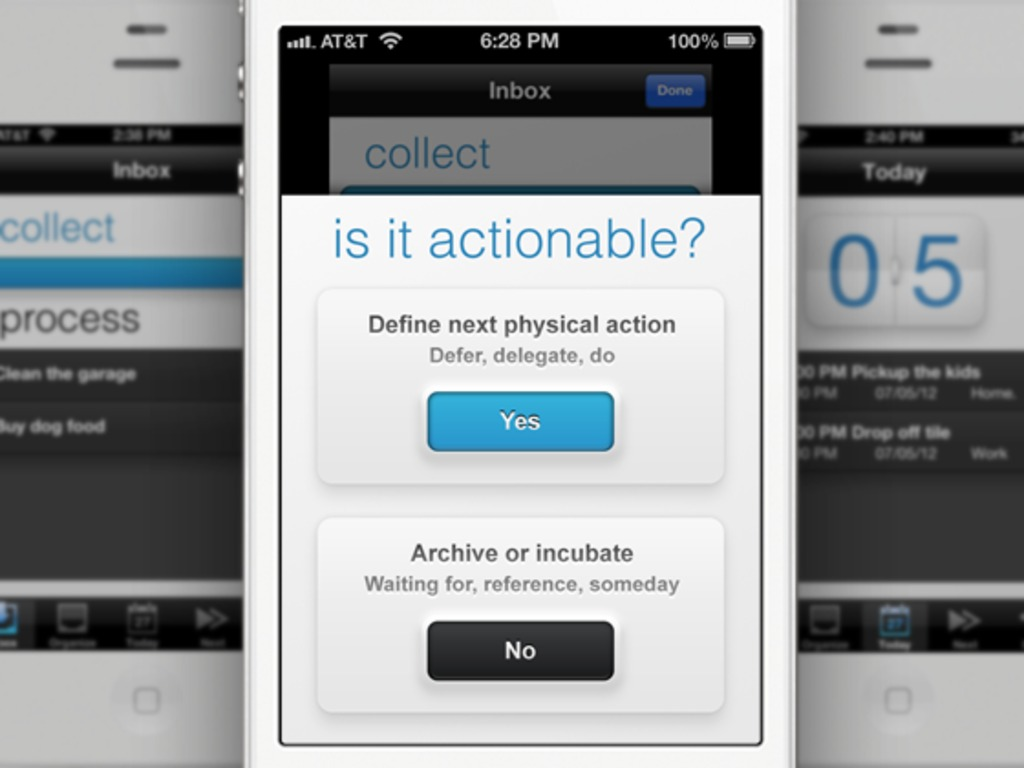 Walker - The Smartest Productivity App for the iPhone's video poster