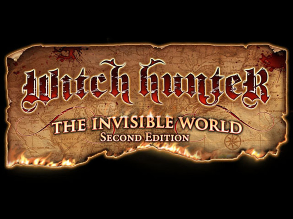 Witch Hunter: The Invisible World 2nd Edition's video poster