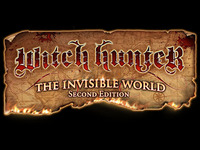 Witch Hunter: The Invisible World 2nd Edition