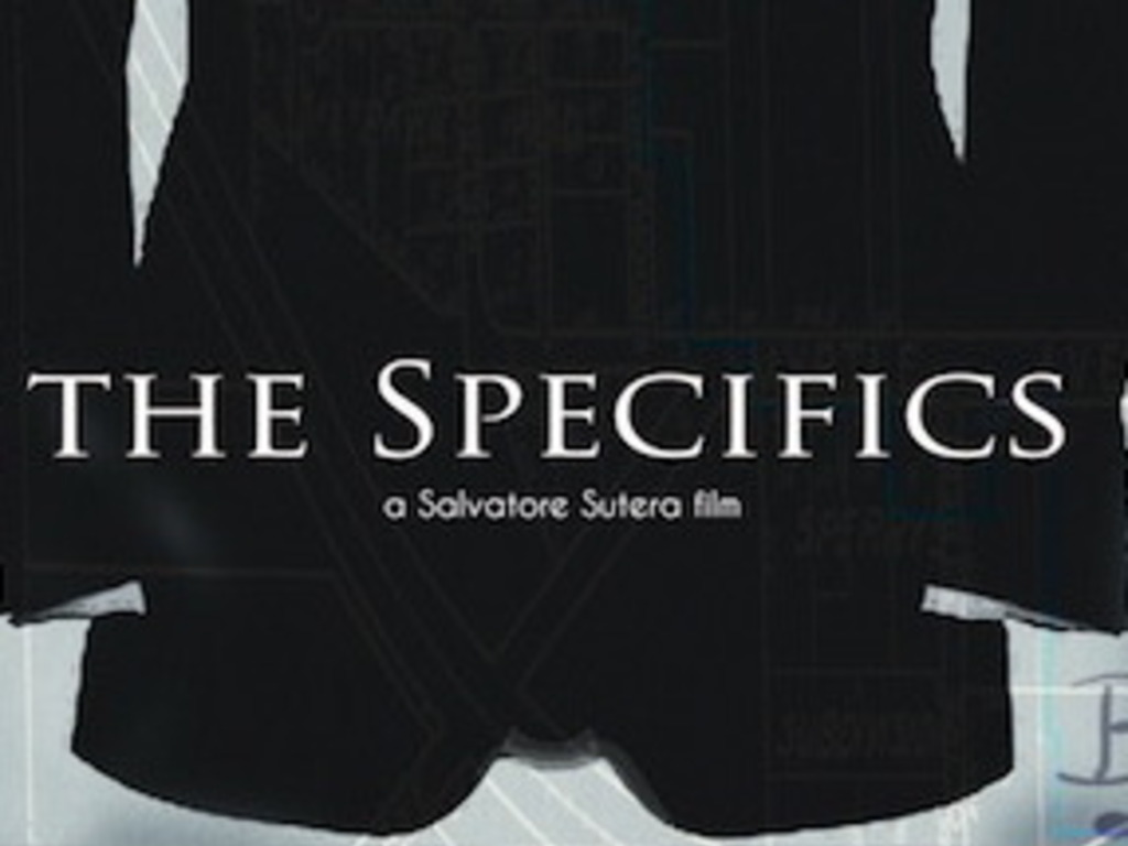 """""""The Specifics""""'s video poster"""