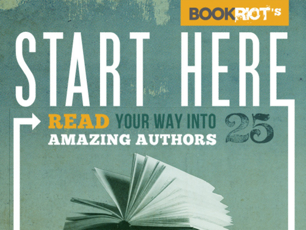 START HERE: Read Your Way Into 25 Amazing Authors's video poster