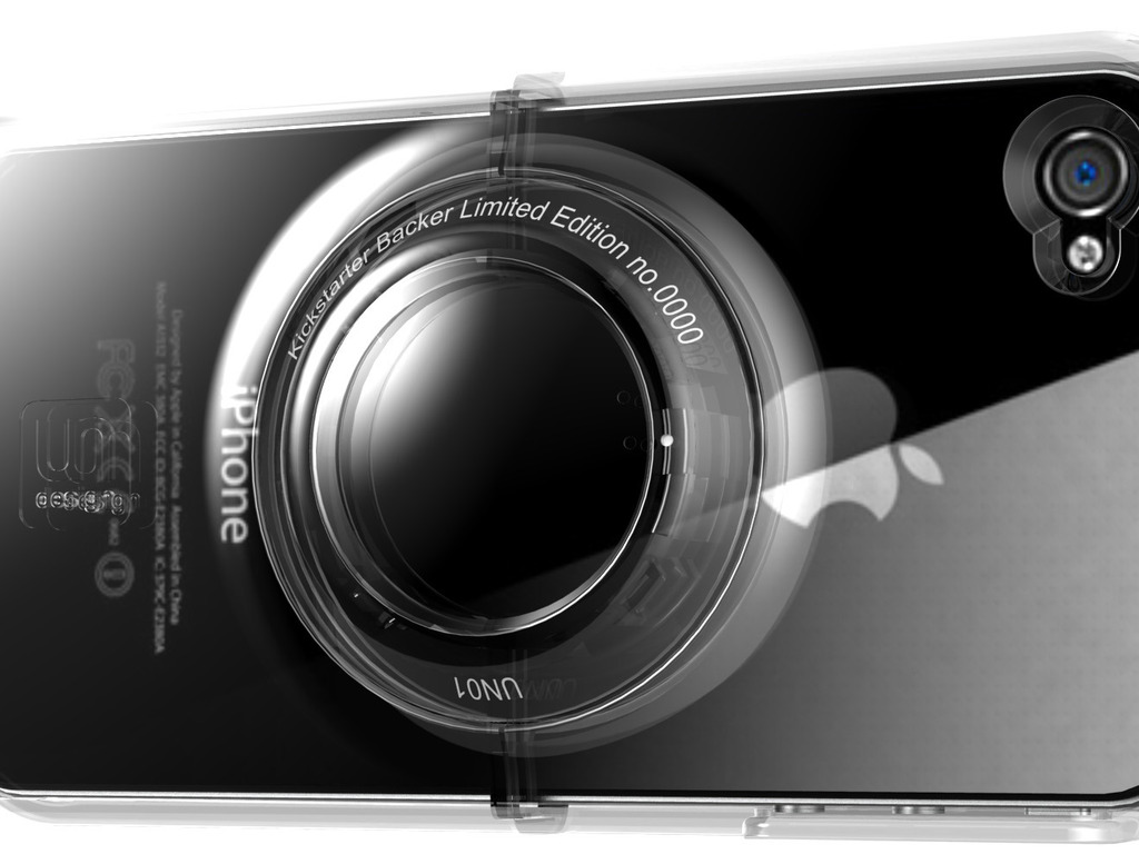 UN01 - iPhone4 Photography Kit's video poster