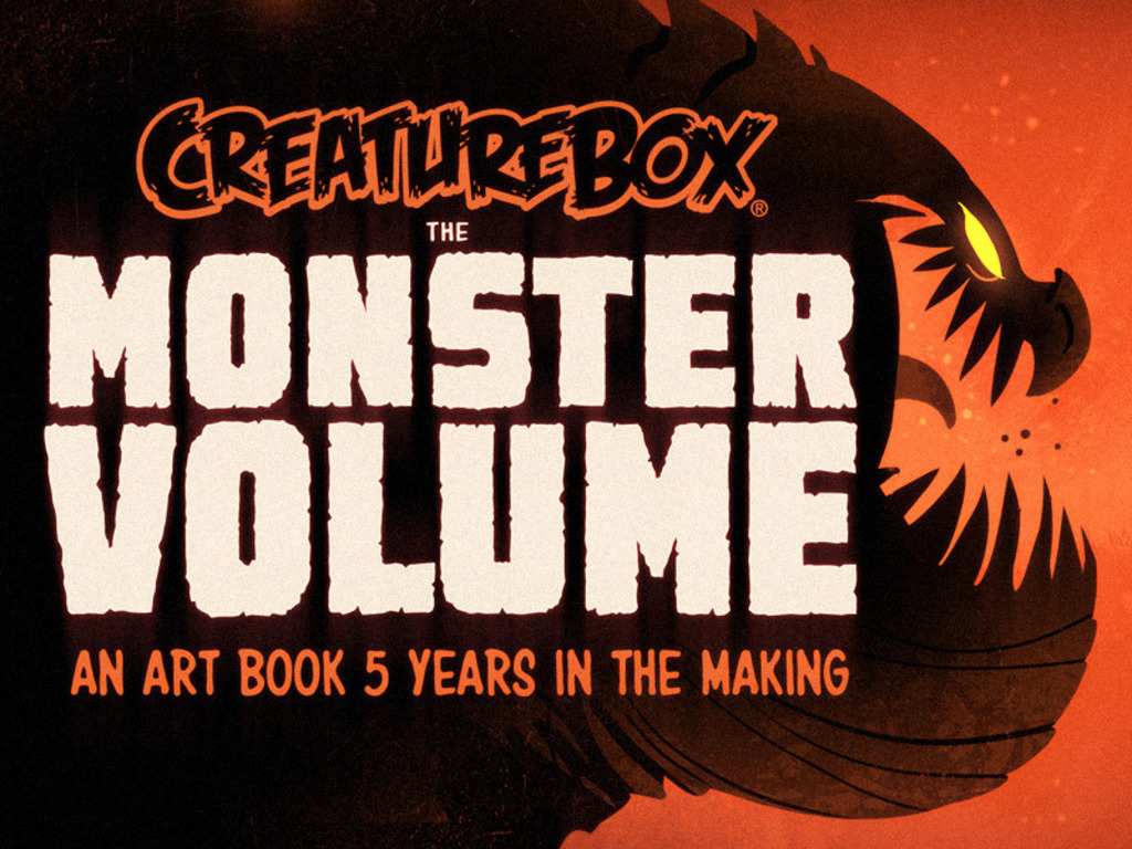 CreatureBox: THE MONSTER VOLUME's video poster