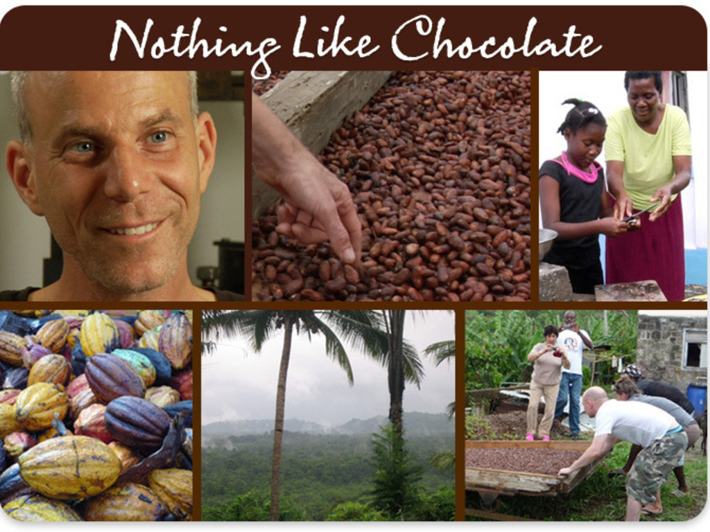 Nothing Like Chocolate: A Feature Documentary's video poster